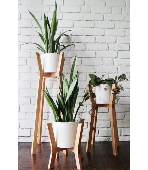 چهارپایه گلدان