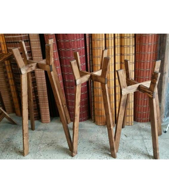 زیرگلدانی-چوبی