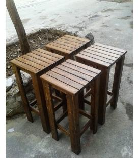 خرید-چهارپایه-چوبی